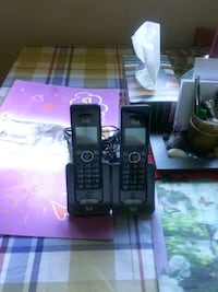 Two bell cordless phones