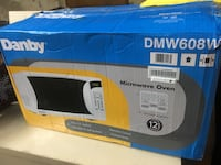 Danbe microwave works perfect in the box  Edmonton, T5R