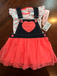 toddler's pink and black dress Norristown, 19401