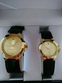 His & Her watches