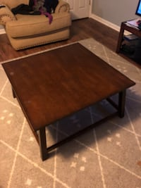 2 end tables and a square coffee table 397 mi