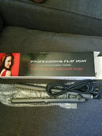 New flat iron for hair  Calgary, T2W 1G8