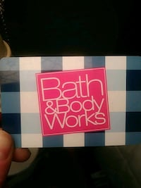 Bath & Body Works Giftcard for $74.79 Houston, 77094