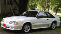 1993 Ford Mustang GT 5.0 - 24k Miles all ORIGINAL- Collectible- TRADE or Personal Finance READ AD⬇⬇ Stafford, 22556