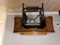 Antique sewing table Frederick