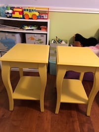 End tables - priced each Houston, 77077