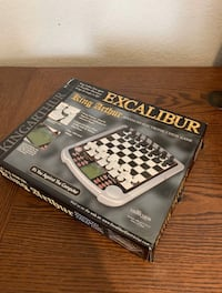 Excalibur DELUXE Electronic Chess Addition
