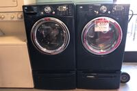 LG tromm front load washer and dryer set 10% off Reisterstown, 21136