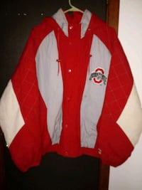 Ohio State coat authentic by Starter  West Alexandria, 45381