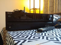 Onkyo AV Receiver, 7.1 Channels, with remote and set-up mic.  Toronto
