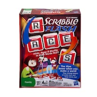 Scrabble Flash Electronic Game: New
