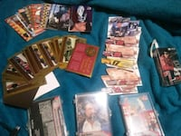 assorted baseball player trading cards London, 43140