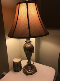 Two table lamps and one floor lamp set Toronto, M8Y 1R7