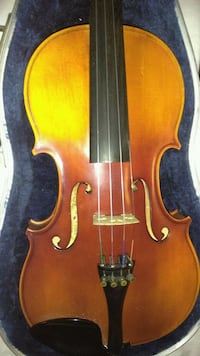 Karl Knilling 4/4 violin w/bow,case outfit Marietta, 30062