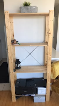 IKEA book shelf as a new only used couple-months  Vancouver, V6G 1V5