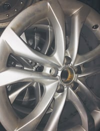 """Audi rims 19"""" Came of from Q7. Will also fit on other Audi's Toronto, M1X 2A8"""