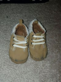 Toddler's Shoes size 6-12 months Wakefield, 01880