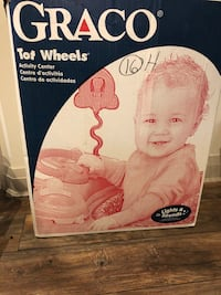 Tot wheels activity center