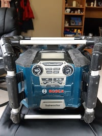 blue and black Bosch power tool Quinte West
