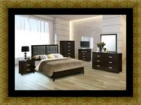 B120 11pc bedroom set with mattress 46 km