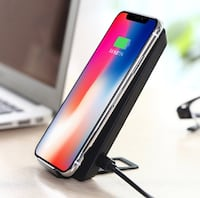 Fast Wireless Charger dual coil Burnaby, V5J 5B8