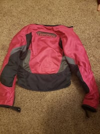 Womens Icon Anthem Riding Jacket Perry Hall