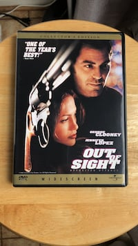 Out of Sight DVD Movie Laurel