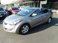 2012 Hyundai Elantra GLS  Gas Saver! Clean Title!!! Bad Credit? Call Now!! Upland