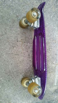 PURPLE KARNAGE SKATEBOARD  Barrie, L4N