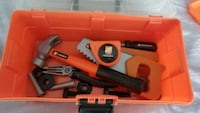 Home Depot Kids Toy Tool Box and Tools   Owings Mills, 21117