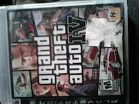 Grand Theft Auto IV PS3 game  Guelph, N1E