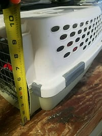 Small pet carrier (airline approved)