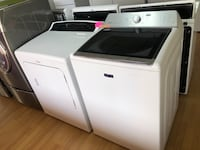 Maytag/Whirlpool Washer and Dryer Set Bundle  Woodbridge, 22191