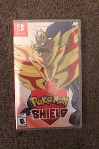 Nintendo switch game: Pokémon shield