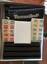 the original Rummikub Large numbers edition-brand new never used Baltimore, 21236