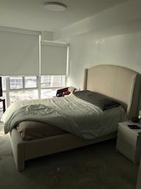QUEEN BED FRAME Toronto, M5J 3A7