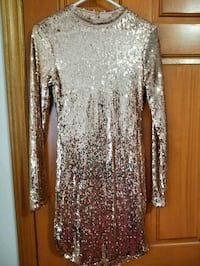 Sequin Knee Length Dress Toronto, M9W 5J8