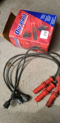 Spark plugs wires