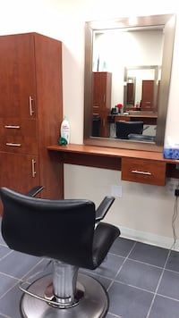 Chair for rent in friendly Salon Vaughan