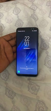 Samsung Galaxy S8 like brand new, used for 3 month 552 km