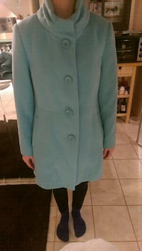 Brand New with Tags baby blue coat Mississauga, L5M 3A9