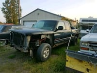 Parting out 98 ram 5.2l 318 bad trans  Culver, 55779