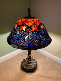 stained glass Lamp Damascus, 20872