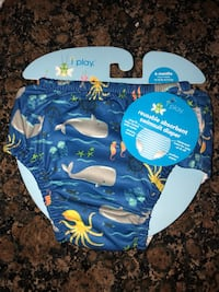 Snap Reusable Absorbent Swimsuit Diape Orlando, 32821