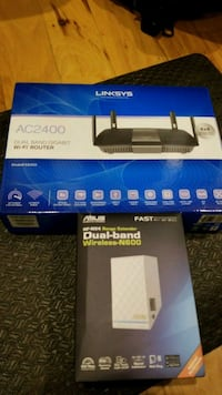 Linksys wireless-N router box North Bethesda, 20852