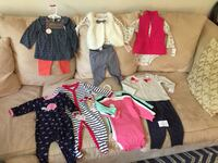 6-9 Month Girl Outfits Reston, 20191