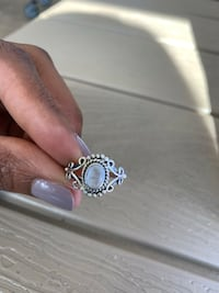 Sterling silver ring. Size 7 Silver Spring, 20901