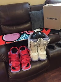 Full Snowboard Package Brand New : Best Offer Saint John, E2L 1P8