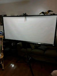 black flat screen for projector Yonkers, 10705