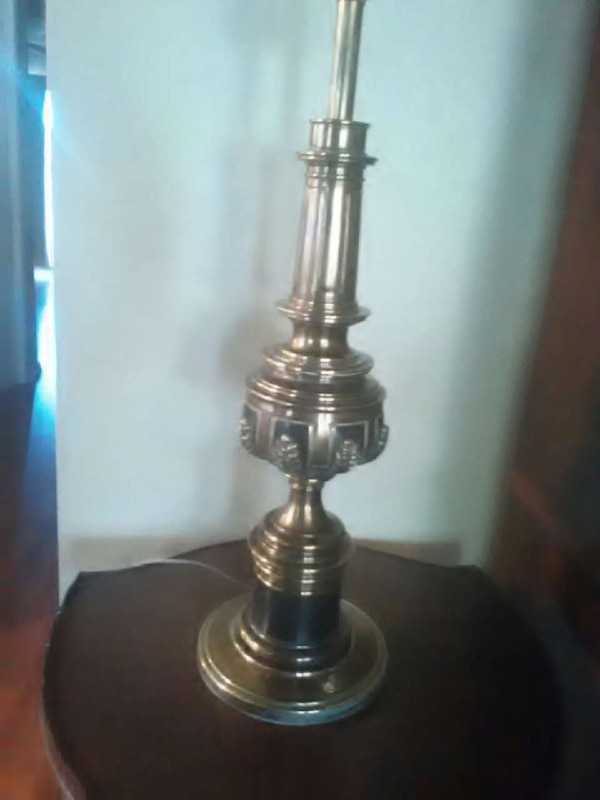 Vintage Stiffel Lamps >> Used Rare Vintage Stiffel Lamp For Sale In Roswell Letgo